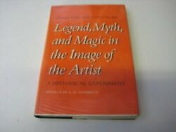 Legend Myth And Magic In Image Of Artist A Historical By Otto Kris Ernst Kurz