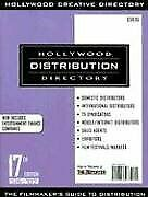 Hollywood Distribution Directory By Hollywood Creative Directory Staff Mint