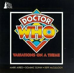 Dr Who Variations On A Theme - V/a - Cd - Soundtrack Import - Mint Condition