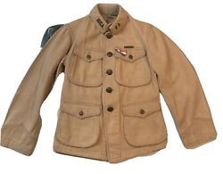 Boy Scout 1910 Button Tunic Very Rare Tunic From 1910/1911.