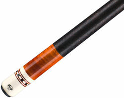 Viking Pool/billiard Cue Of The Month July 2015 Cocobolo W/recon Ivory- 11.75mm