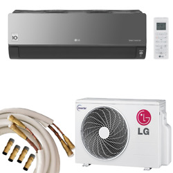 Lg Air Conditioning Artcool Energy Ac09bq With 25kw Quick-connect