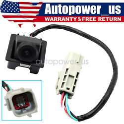 Rear View Parking Aid Backup Camera For Chevy Cruze Equinox Gmc 95407397