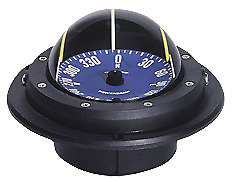 Marine Boat Ritchie Compass Voyager Ru-90 Flush Mount Dial 762mm Black