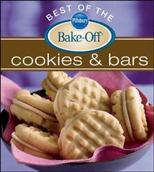 Pillsbury Best Of Bake Off Cookies And Bars By Pillsbury Editors Mint Condition