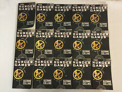 The Hunger Games By Suzanne Collins Paperback Classroom/book Club Set Lot Of 15