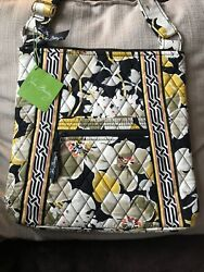 Vera Bradley Large Hipster Dogwood New With Tags, Crossbody, Exact Bag