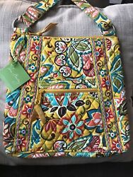 Vera Bradley Large Hipster ProvenÇal New With Tags, Crossbody, Exact Bag