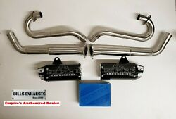 Empire Industries Dual Shorty Full Exhaust And Dynatek Fusion Raptor 700 06-14
