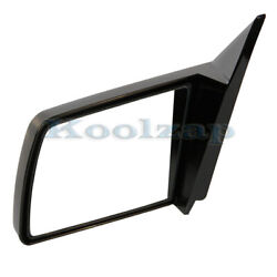 Tyc Chevy Pickup Truck C/k Manual Sport Fixed Rear View Mirror Left Driver Side
