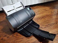 Fujitsu Fi-7160 Professional Image Scanner Usb 3.0 Open Box 14 Scans Only