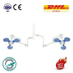 Surgical And Examination Light Operation Theater Light Shadowless Led Ot Light Lux