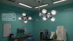 Led Operating Theater Light Double Satellite Led Ot Lights Surgical 84+84 Lamps