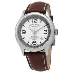 Armand Nicolet Mha Automatic White Dial Watch A840haa-ag-p140mr2