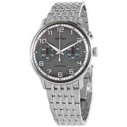 Junghans Chronograph Automatic Grey Dial Menand039s Watch 027/3686.44