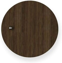 Story Clock Walnut A Andldquosphere Of Timeandrdquo That Floats Due To Magnetic Force From Jap