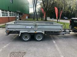 Indespension 10and039 X 5and039 Trailer Quad Bike / Garden Tractor