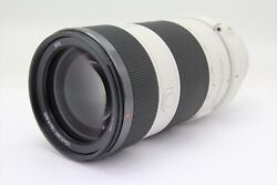 Sony Fe 70-200mm F/4 Fe Oss Lens Excellent++ Sel70200g From Japan With Box F/s
