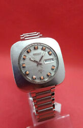 Orologio Seiko Dx Automatic 6106-7509 -70s- Excellent Condition - Vintage Watch
