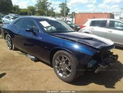 Trunk/hatch/tailgate With Spoiler Blue Fits 17 Challenger 1024948