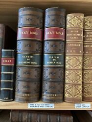 1795 Child Killers Bible.  Famous Misprint Bible- Killed Instead Of Filled