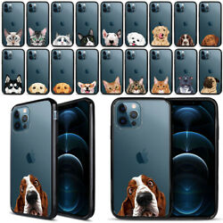 For Apple iPhone 12 Pro Max 6.7quot; 2020 Hybrid Hard Clear Case TPU Bumper Cover