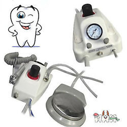 Dental Portable Air Turbine Controller Unit With Compressor Lab Easy To Operate
