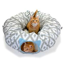 Large Cat Cat Bed Pop Up bed Cat Toys Tunnel Bed