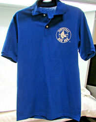Pawtucket Red Sox Blue Staff 2 Button Polo Size Xxl See Description New