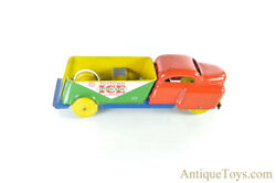 Wyandotte Toys All Metal Products Company Pressed Steel 23 Toytown Ice Truck