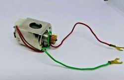 Rare - Nos - 26d Slot Car Motor W/ Blue Wire Hot Wound Armature Can Drive Nos