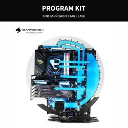 Barrowch Program Kit For Star1 Series Circular Water Cooling Case, Limited
