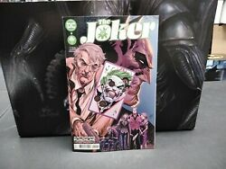 The Joker 2 Nm+ 1st Appearance Of Vengeance Daughter Of Bane Cgc 9.8 Candidate