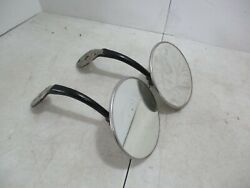 Rolls-royce Bentley Windshield Mirrors Used On British Cars From 50and039s To 70s
