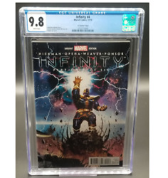 Infinity 4 Variant Edition First Appearance Of Thane Son Of Thanos 175