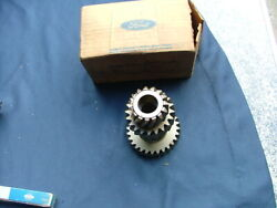 1964-73 Ford Mustang Transmission Countershaft Cluster Gear, Nos C5az-7113-g
