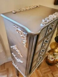 Jewelry Armoire Standing Free