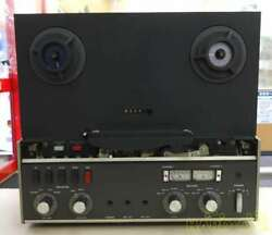 Revox A77 G217541 Reel-to-reel Tape Recorders Power Supply Voltage 100v