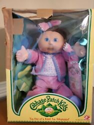2004 Cabbage Patch Kids Classic 14 Iand039m One Of A Kind. Iand039m Adoptable January 30