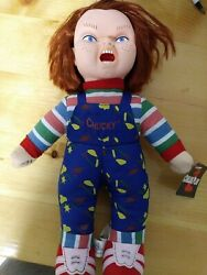 Childs Play 2 Chucky Doll 10andrdquo New With Tags Scary Vintage Chucky Doll Free Ship