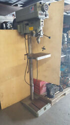 Clausing Corporation Variable Speed Drill Press Floor Model 1670