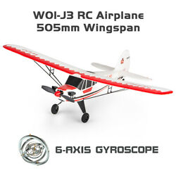 W01-j3 3ch Rc Fixed Wing 505mm Wingspan 6-axis Gyroscope Rtf Rc Airplane 2.4ghz