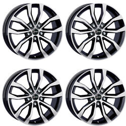 4 Autec Uteca Wheels 85x19 5x112 Swp For Audi A3 A4 A6 A8 Q2 Q3 Rs 3 S3 S4 S6 S