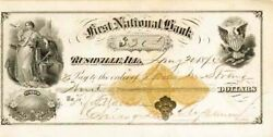 First National Bank - Rushville, Ill.