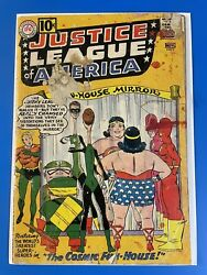 Justice League Of America 7 1962 - Early Jla Classic Complete But Low Grade