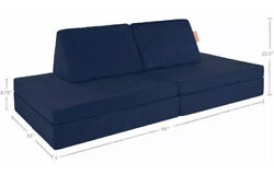 The Nugget Comfort Couch Submarine Kids Play Sofa Fort New In Hand