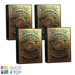 4 Decks High Victorian Theory 11 Luxury Playing Cards Deck Magic Tricks Sealed