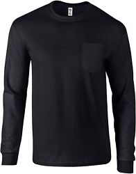 Have It Tall T Shirts For Men And Women | Pocket Long Sleeve | Sizes S - 2xl