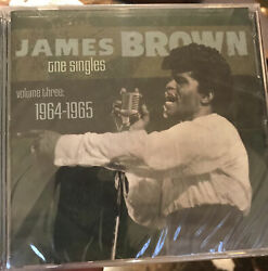James Brown Andlrm- The Singles Volume Three. 1964-1965. Factory Sealed 2 Cds
