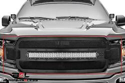 T-rex 6315751-br Stealth Torch Series Grille W/led Lightbar For 18-19 Ford F-150